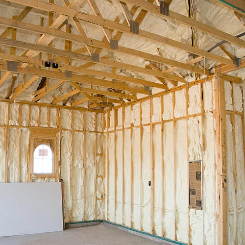 Spray Foam Garage Insulation At Reasonable Cost
