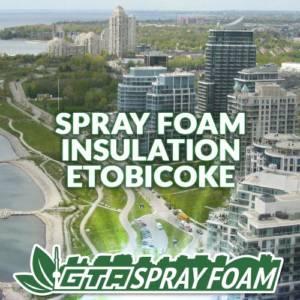 Spray Foam Insulation Etobicoke