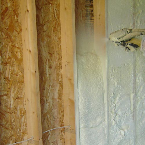 Basement Spray Foam Insulation