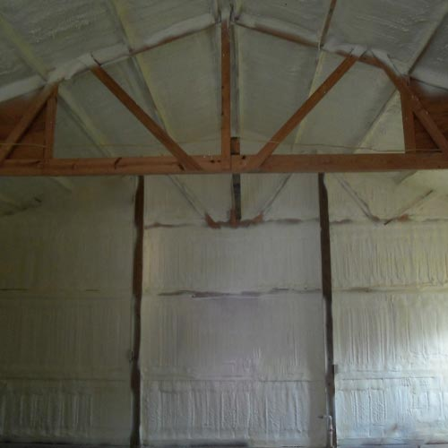 Commercial Spray Foam