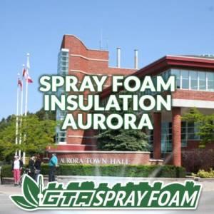 Spray Foam Insulation Aurora