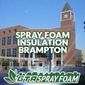 Spray Foam Insulation Brampton