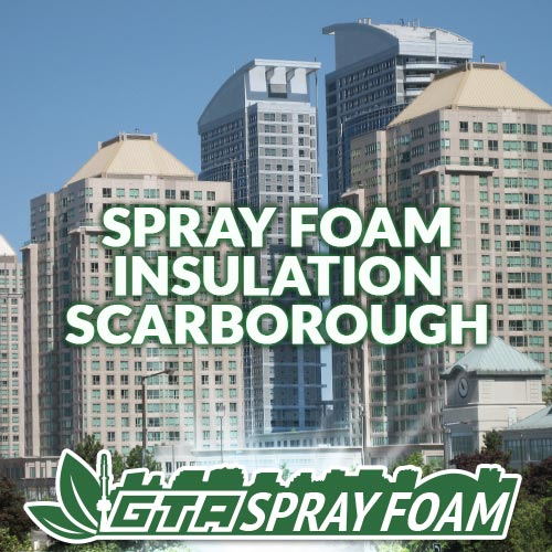 Spray Foam Insulation Scarborough