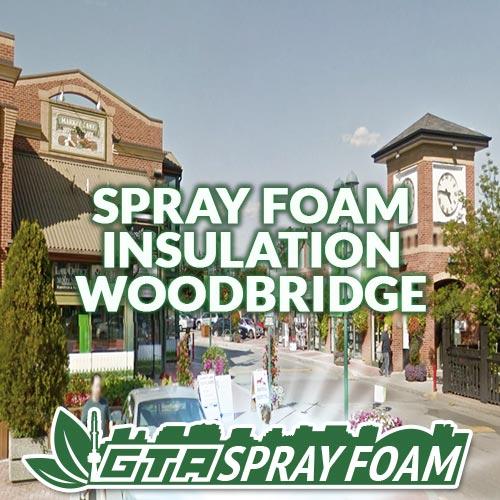 Spray Foam Insulation Woodbridge